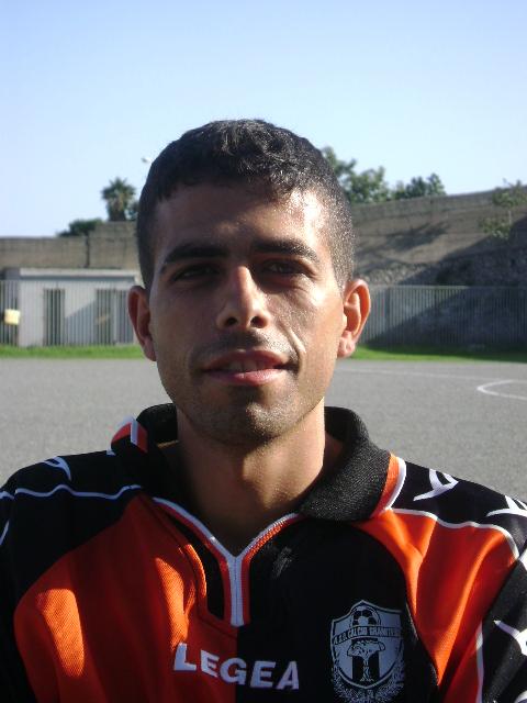 Salvatore Brunetto - Granitese - autore di sette reti in campiionato