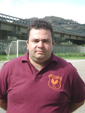 Giuseppe Mancuso - allenatore del S. Alessio