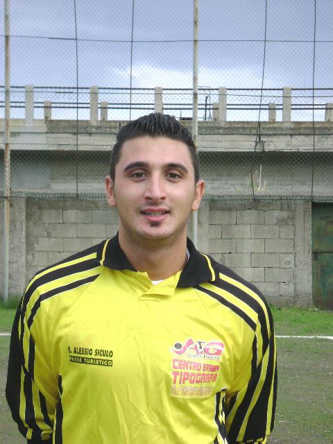 Thomas Paratore - attaccante del S. Alessio.