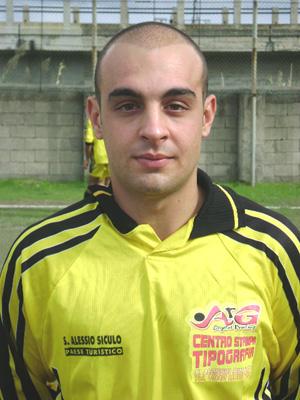 Walter Padiglione - attaccante del S. Alessio