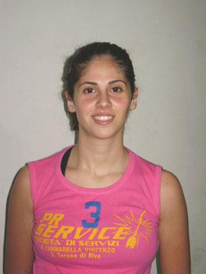 Valentina Cicala - Volley S. Teresa.