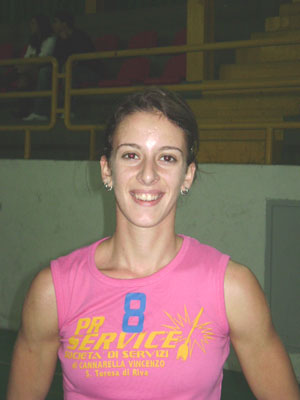 Fabiana Cannata - Volley S. Teresa