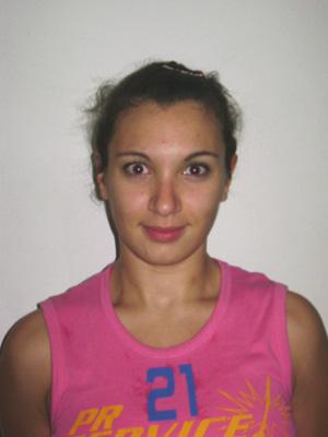 Irene Ferraro - Volley S. Teresa.
