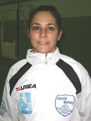 Serena Navarria - Jonio Volley Roccalumera.